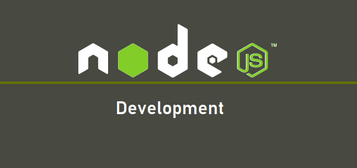 node js development appfinz