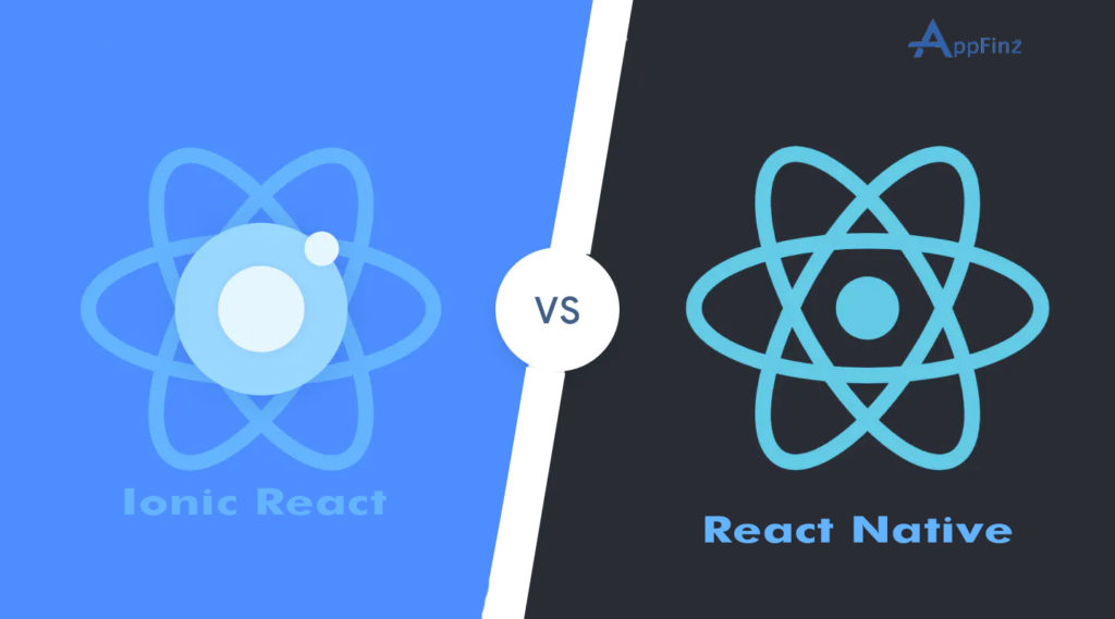Difference Between Ionic React Vs React Native