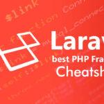 Laravel Commands Cheatsheet