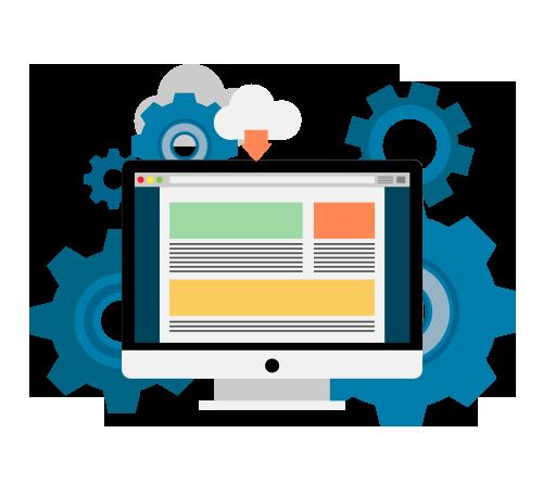 Custom ecommerce websites designing company