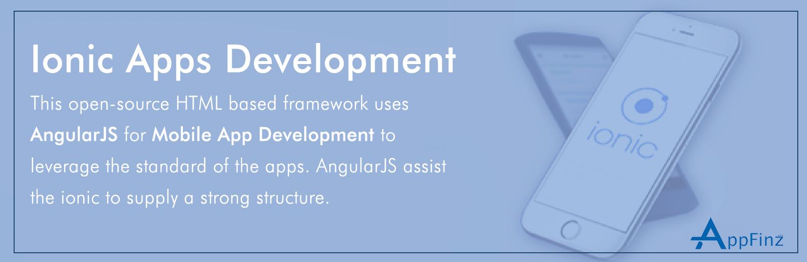 ionic apps development company delhi india