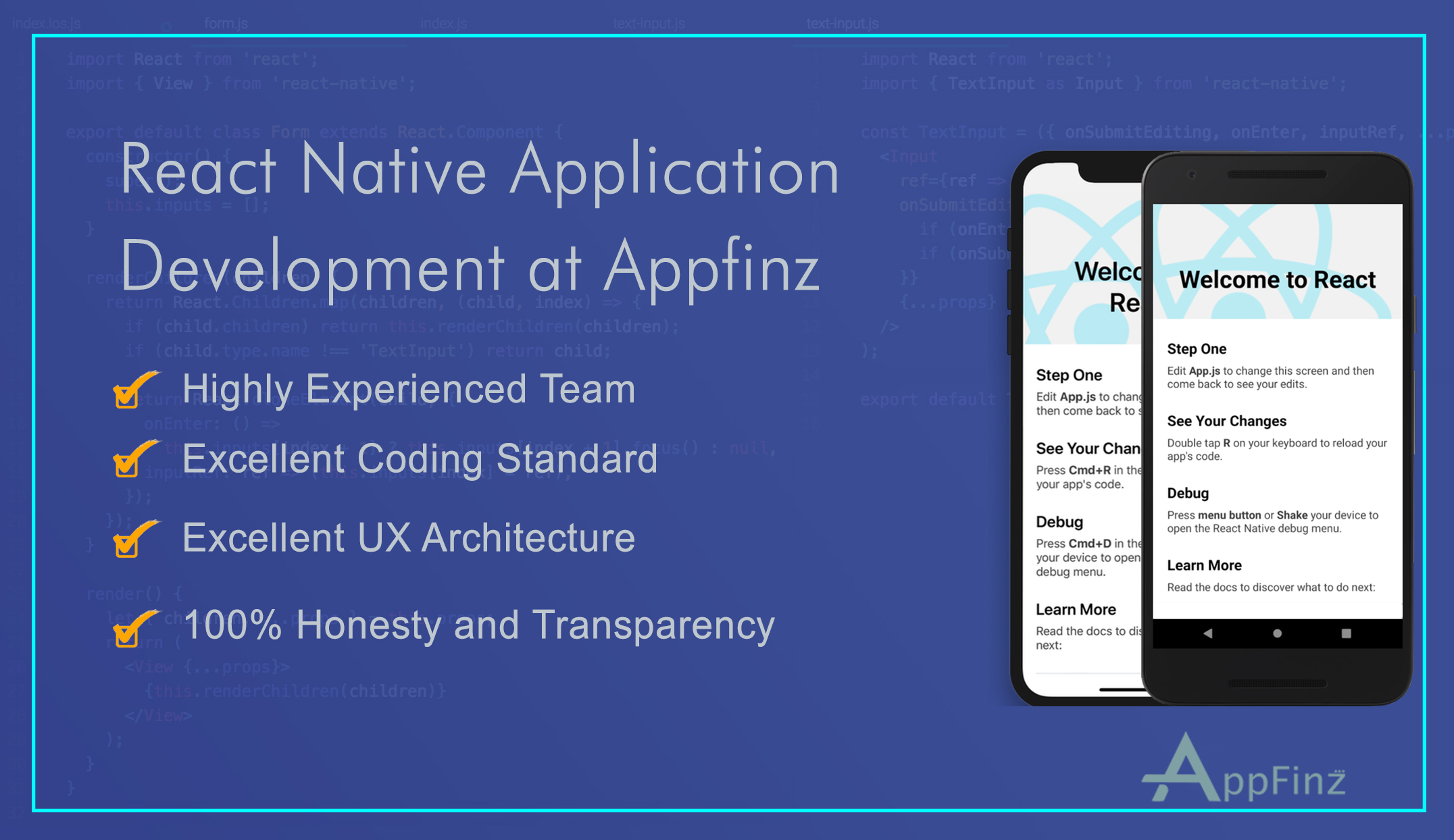 react native mobile apps development, react native apps development company in delhi